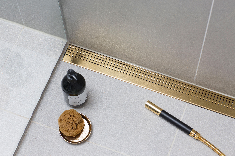 PURUS Line Pearl Gold