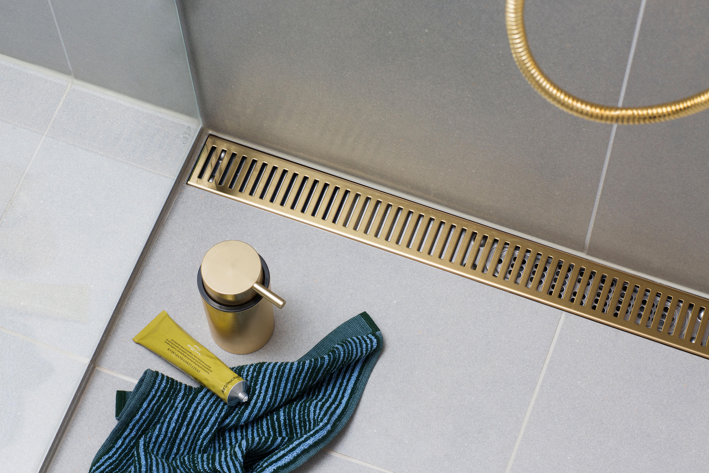 PURUS Line Rib Gold